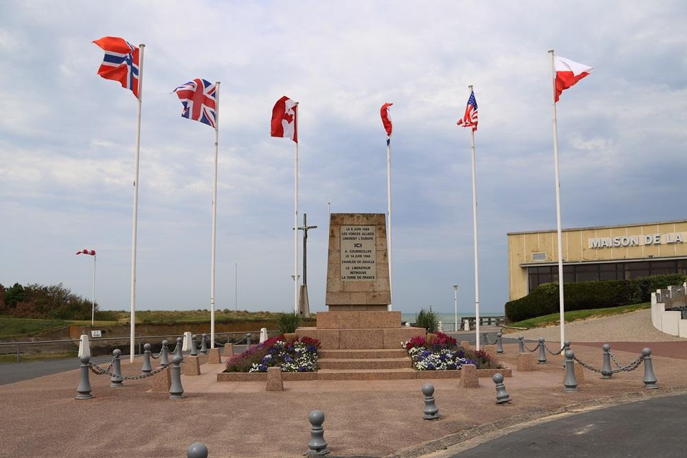 Monument Generaal de Gaulle