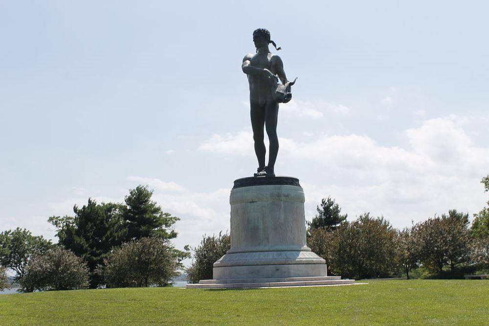 Standbeeld van Orpheus