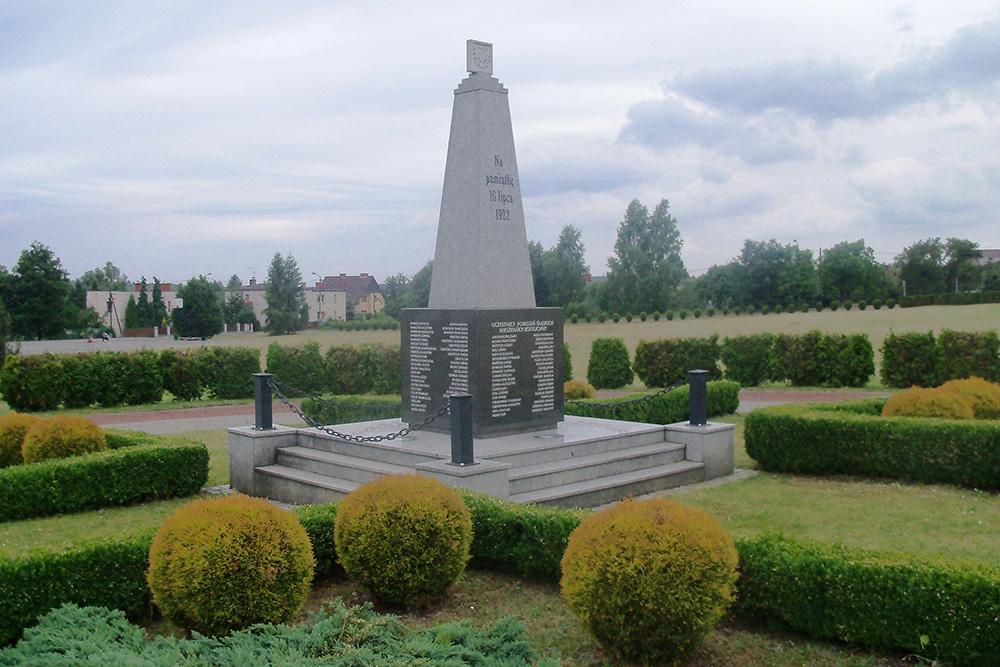 Silesian Uprisings Memorial Kostuchna