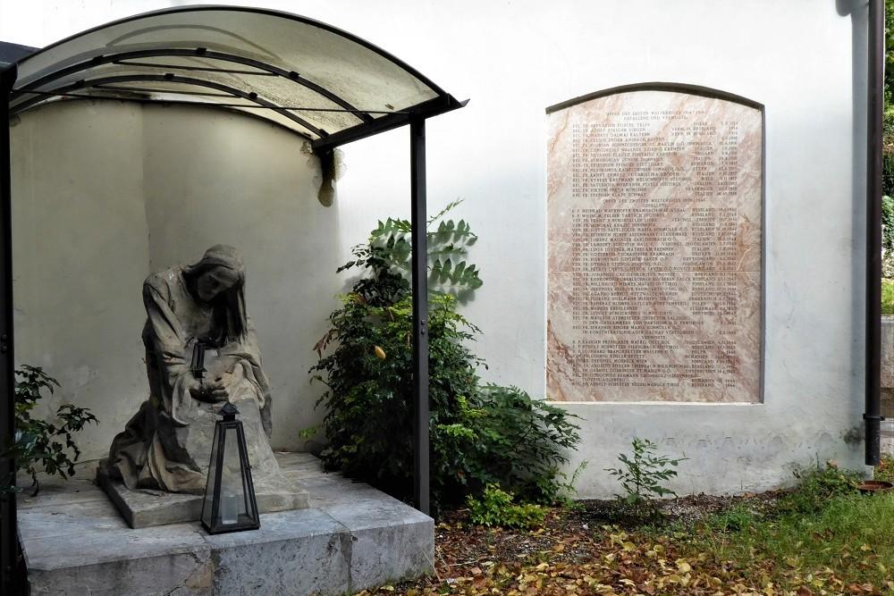 Franciscan Cemetery Memorial