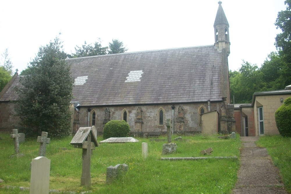 Oorlogsgraven van het Gemenebest St. Michael Churchyard