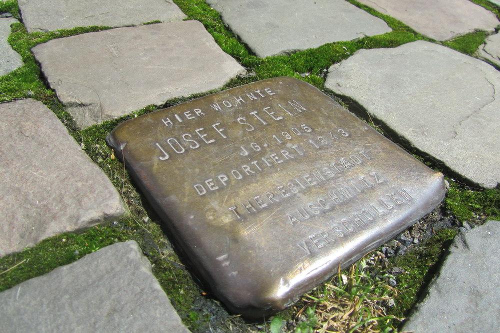 Stumbling Stone Auf dem Rothenberg 6