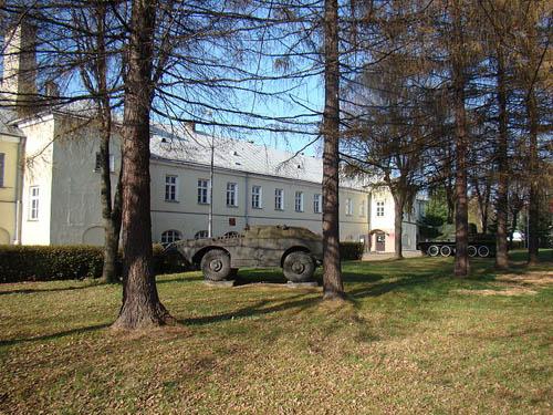T-34/85 Tank WKU Centre Olchowce