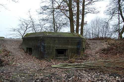 Grebbelinie - Asschatterkade -  S3 Kazemat GL041