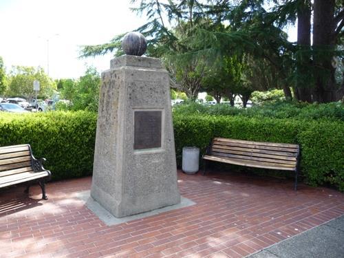 War Memorial Sausalito