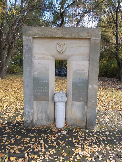 Deportation Memorial Budajeno