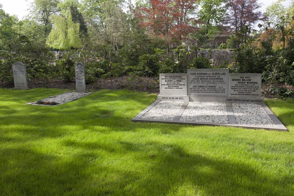 Nederlandse Oorlogsgraven Algemene Begraafplaats Markelo