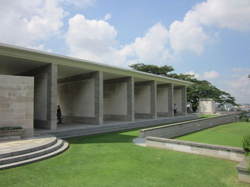 Commonwealth Memorial of the Missing Singapore