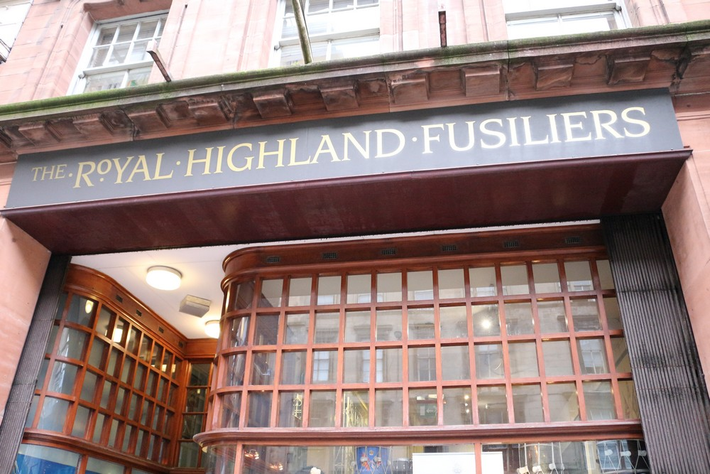 Royal Highland Fusiliers Museum