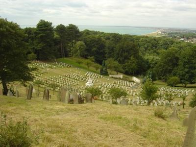 Oorlogsgraven van het Gemenebest Shorncliffe Military Cemetery