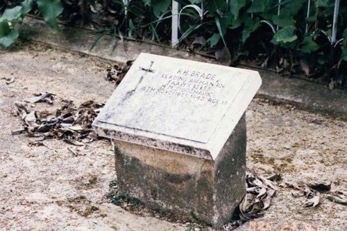 Commonwealth War Grave Caracas