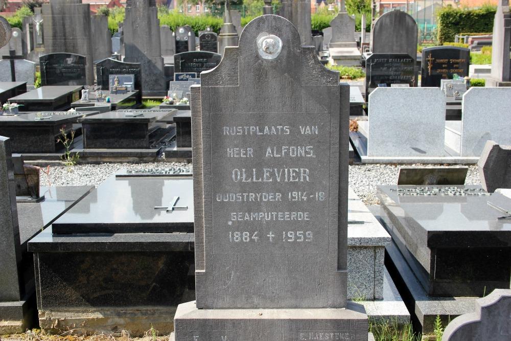Veteran War Graves Langemark