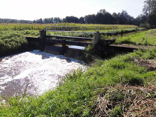 Peel-Raamstelling - Weir Heufseweg (Mill)