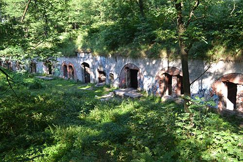 Festung Krakau - Fort 50