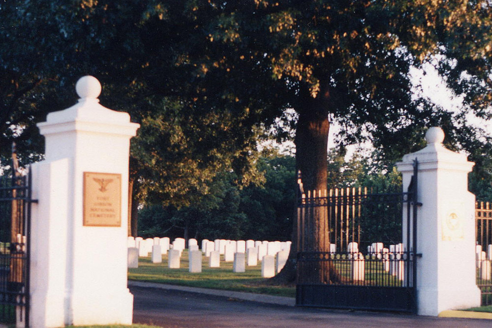 American War Graves Fort Gibson National Cemetery