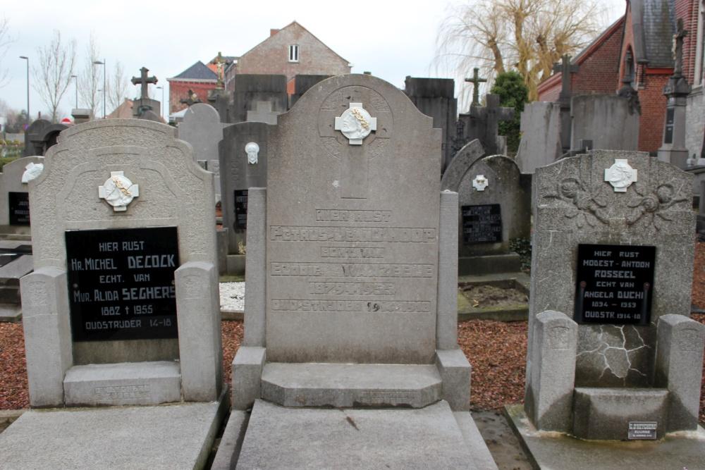 Graven Oudstrijders Bavikhove