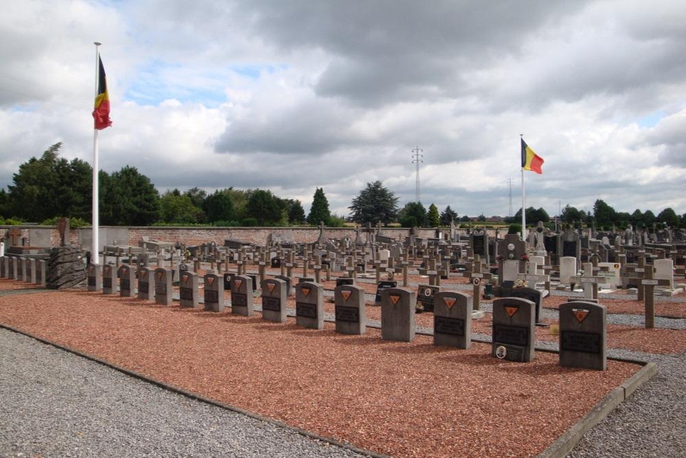 Belgische Oorlogsgraven Tienen