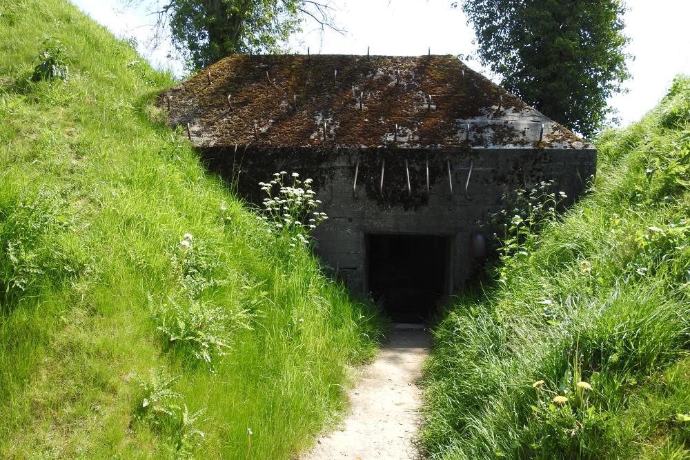 Group Shelter Type P Fort Asperen