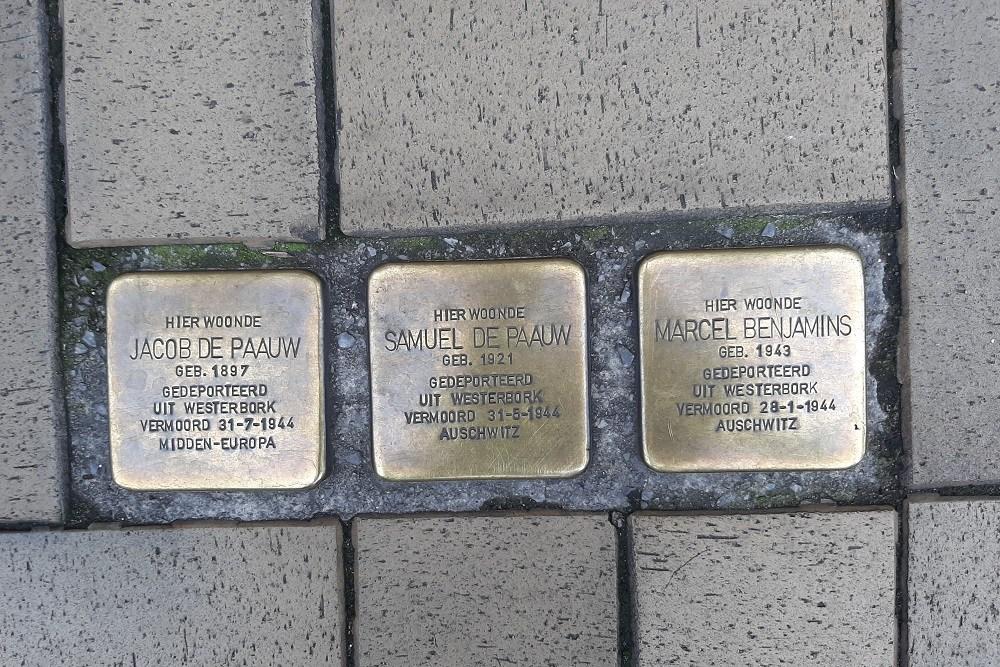 Stumbling Stones Javastraat 87