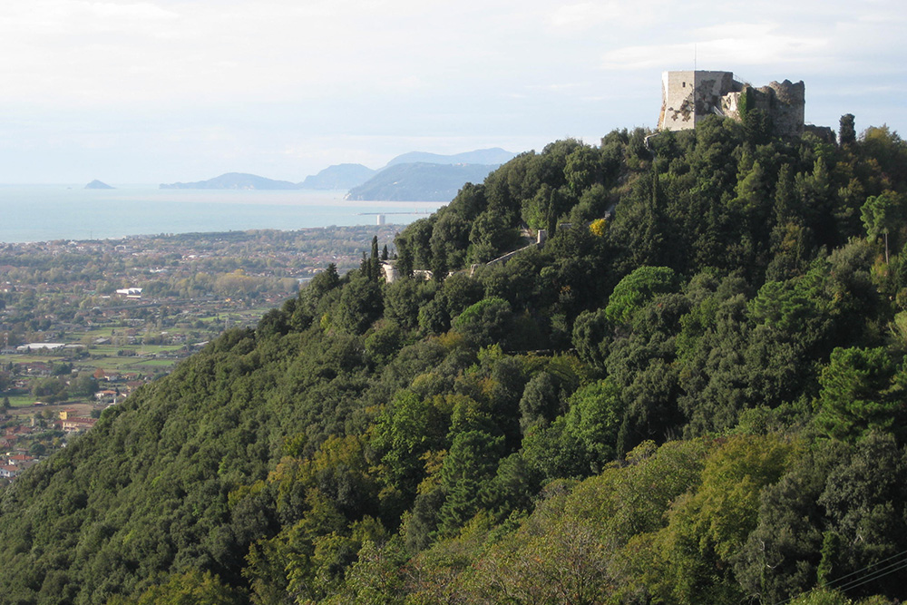 Gothic Line - Castle Aghinolfi