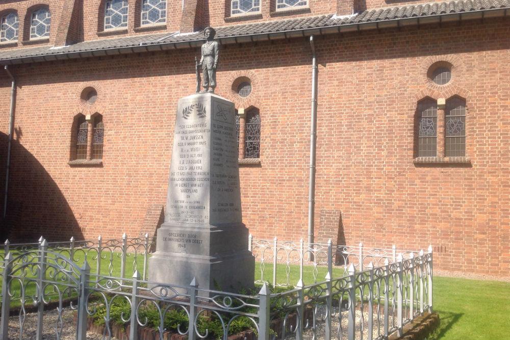 War Memorial Deest