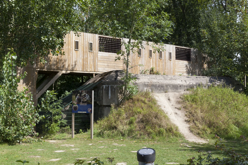 Stützpunkt Groede Bunker 6
