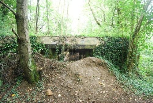 MG-Bunker Allington
