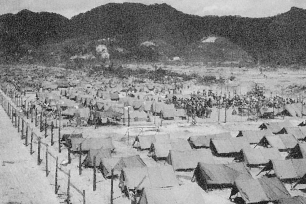 Locatie Voormalige Krijgsgevangenkamp Okinawa
