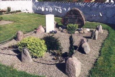 Commonwealth War Grave Magleby