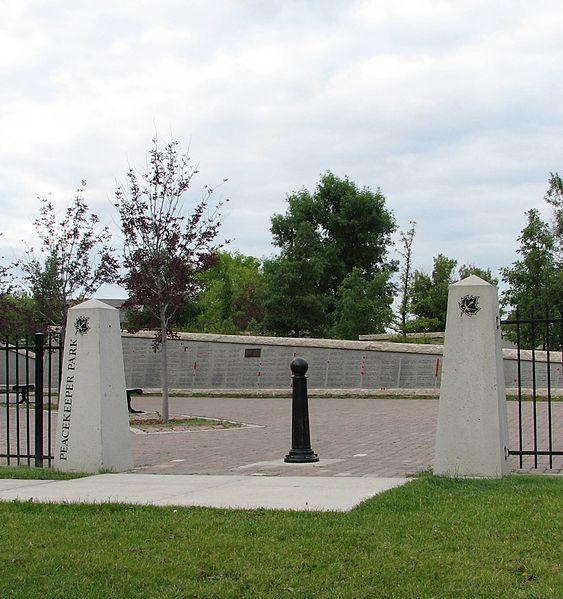 Memorial Peacekeeping Missions Calgary
