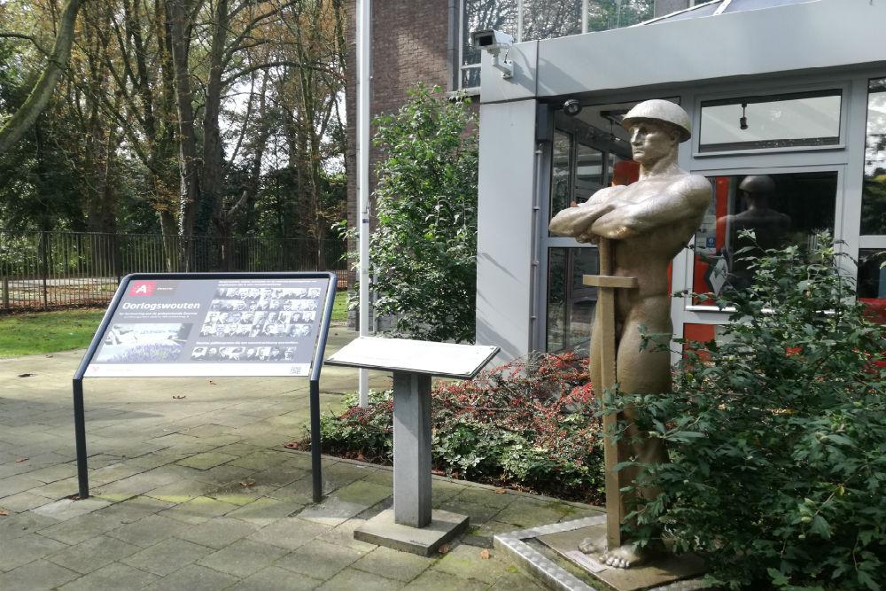 Monument Politiekorps Deurne Antwerpen