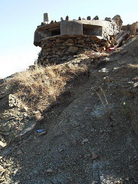 Bunker Punta de San García