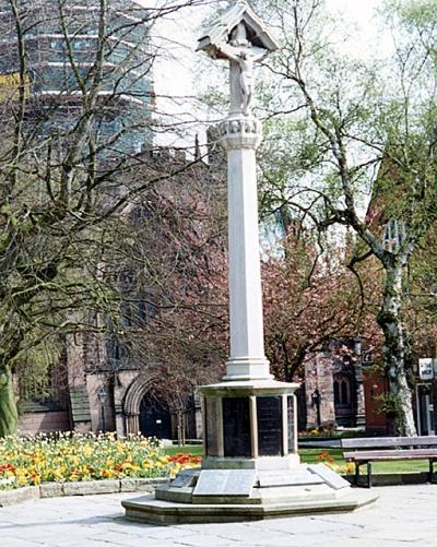 War Memorial Nantwich