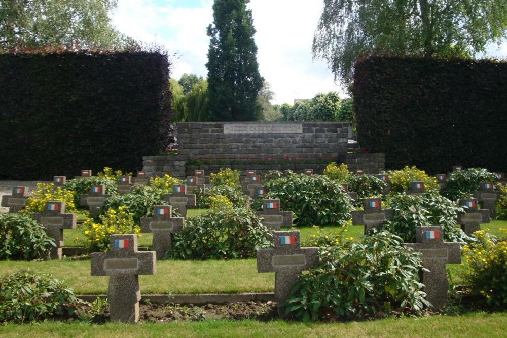 French War Graves Tielt