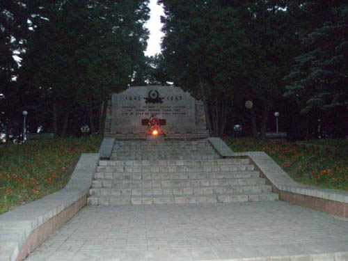 Monumentencomplex Slachtoffers Stalag 352