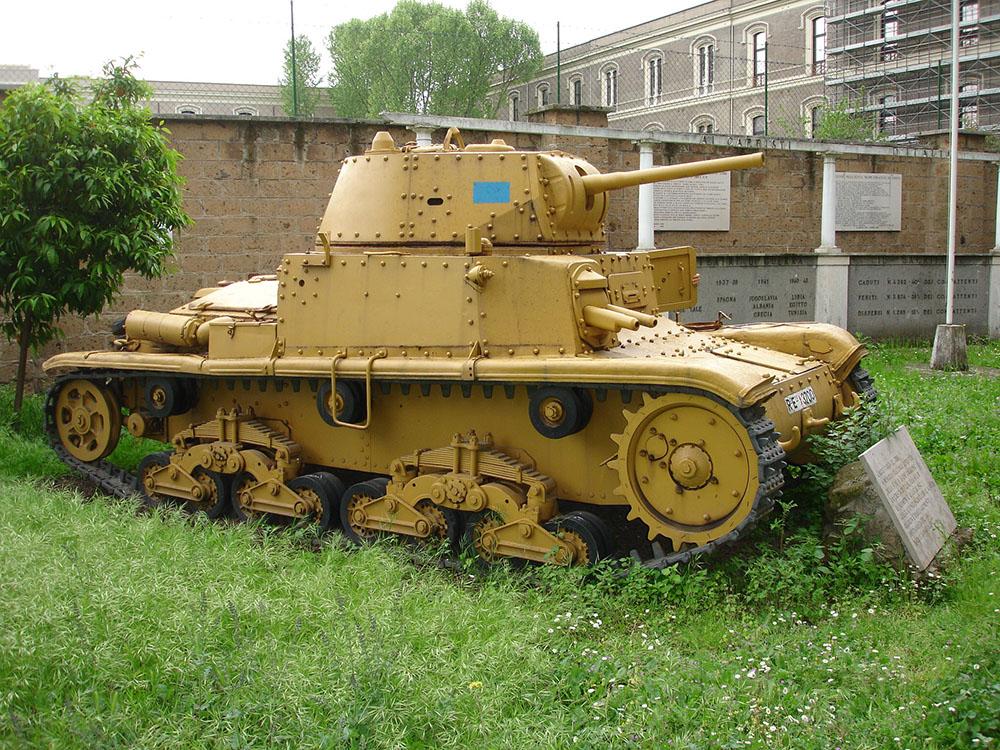 Monument Italiaanse Infanterie