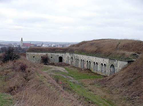 Fortress Lomza - Fort I Piatnica