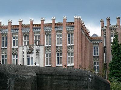 KW-Linie - Bunker Sint-Ursula-Instituut