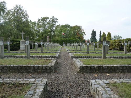 Polish War Cemetery Siedlce