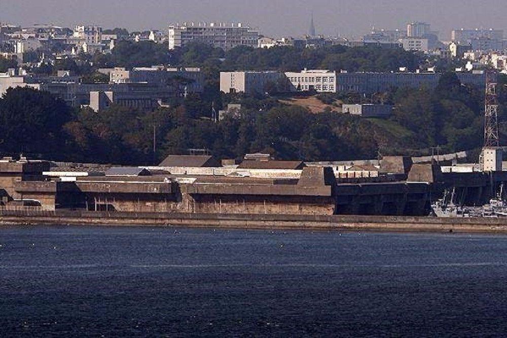 U-Boat Bunker Brest