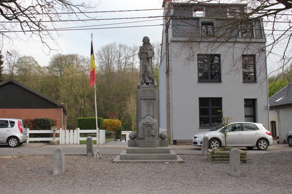 War Memorial Polleur