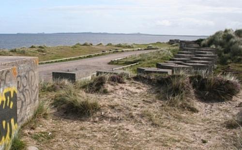 Tank Barrier Findhorn