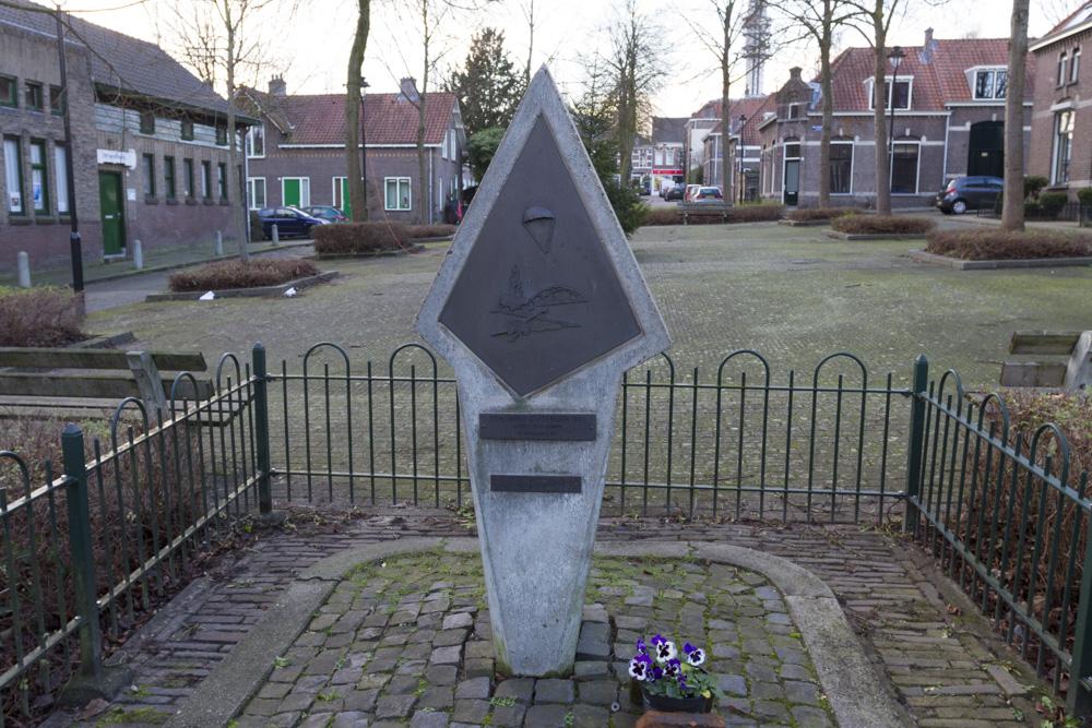 September 1944 Memorial in West-Arnhem