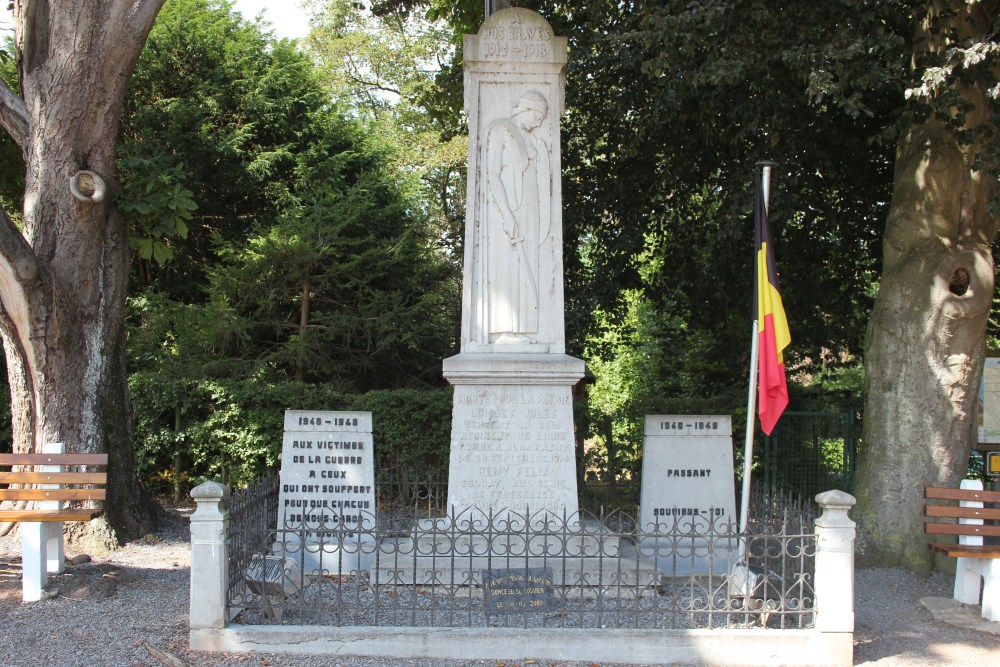 War Memorial Haneffe