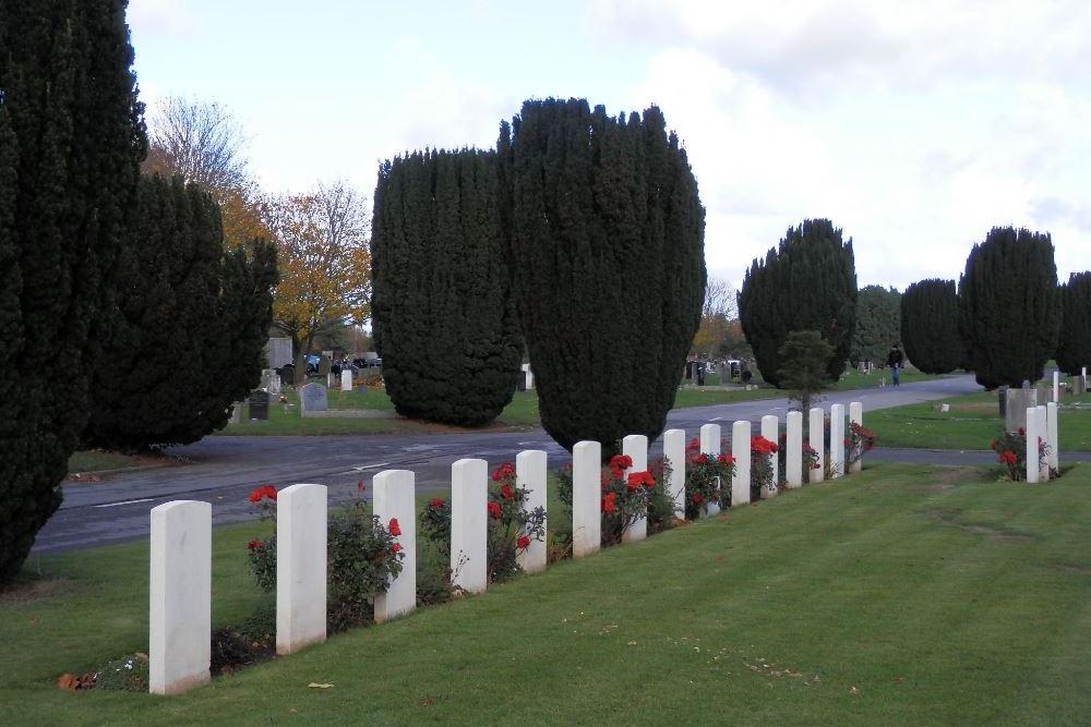 Oorlogsgraven van het Gemenebest Acklam Cemetery