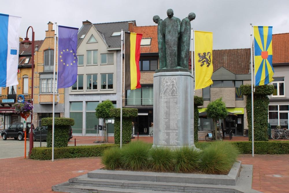 Peace Memorial Lichtervelde