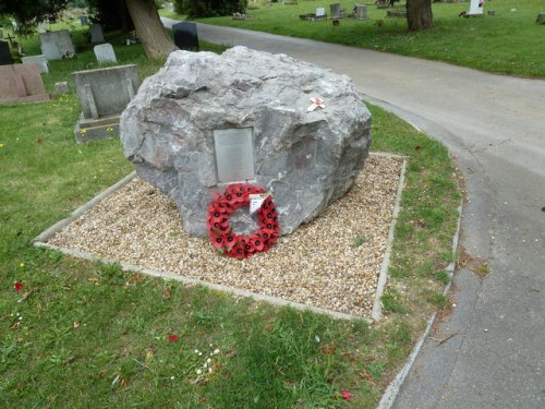 Monument Slachtoffers Bombardement 12 Augustus 1940
