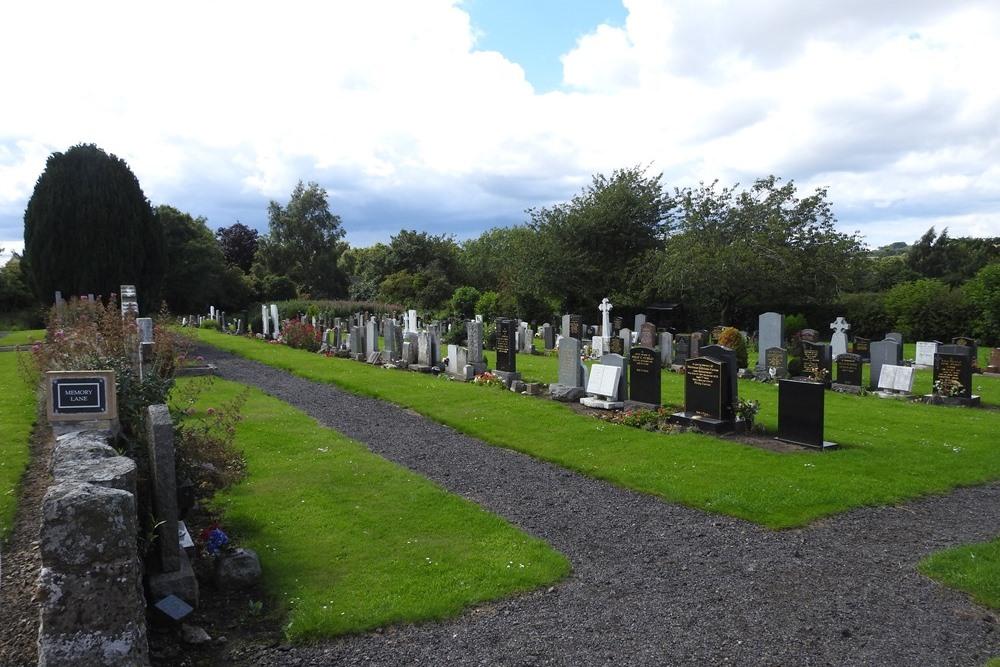 Oorlogsgraven van het Gemenebest Haddington Roman Catholic Graveyard