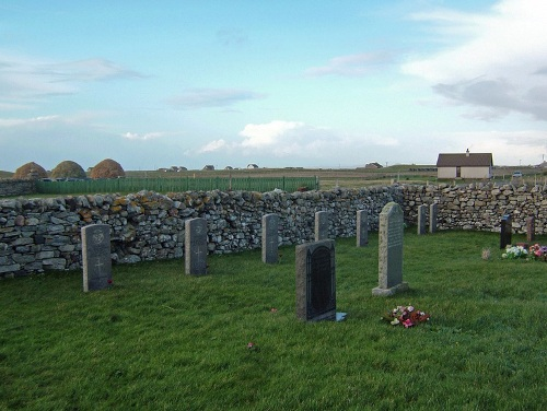 Commonwealth War Graves Nunton Old Churchyard