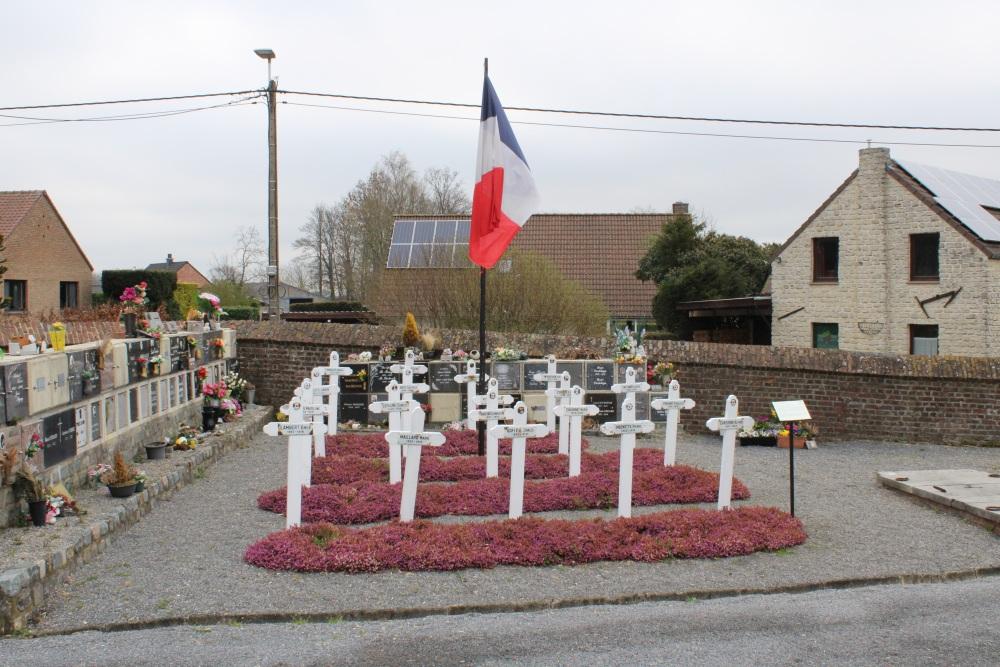 Franse Oorlogsgraven Jodoigne